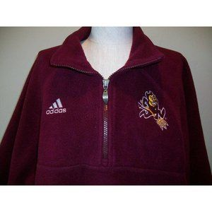 Adidas Team ASU Arizona State Volleyball Jacket M